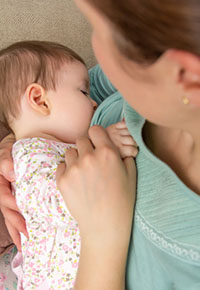 Breastfeed mum Chiropractor Oxley